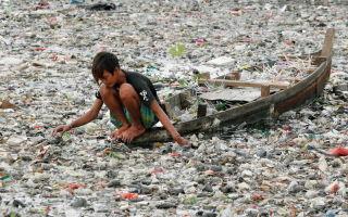 Определения «самая грязная река в мире» заслуживает не одна, а сразу несколько водных артерий земли