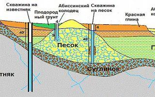 Абиссинский колодец: что это такое и как построить его своими руками
