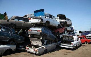 Утилизация грузовых машин — необходимая программа в россии