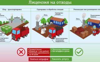 Лицензия на на утилизацию отходов — правила получения