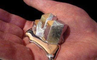 Температура плавления ртути и другие свойства этого удивительного металла