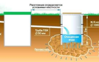 В каких случаях можно использовать выгребную яму из бетонных колец без дна
