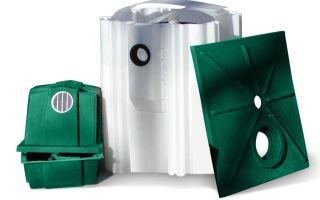 Септик fast — современная надежная система очистки канализационніх стоков