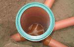 Как сделать смотровой дренажный колодец для канализации