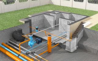 Проектирование ливневой канализации и ее эксплуатация