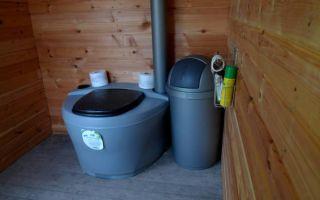 Как выбрать качественный дачный унитаз для уличного туалета