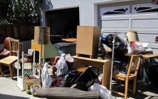 Что стоит за утилизацией старой мебели