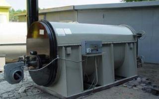 Крематор для утилизации биологических отходов — быстрое и безопасное уничтожение туш птиц и скота