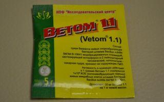 Препарат для кур ветом 1.1. — инструкция по применению прибиотика