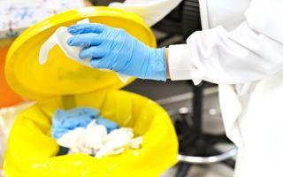 Правильный сбор и утилизация биологических отходов