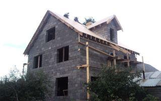 Обзор бюджетных проектов домов из арболита