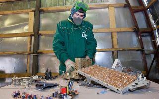 Способы извлечения и утилизации лома драгоценных металлов