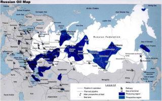 Можно ли назвать страну, где находится основное месторождение нефти